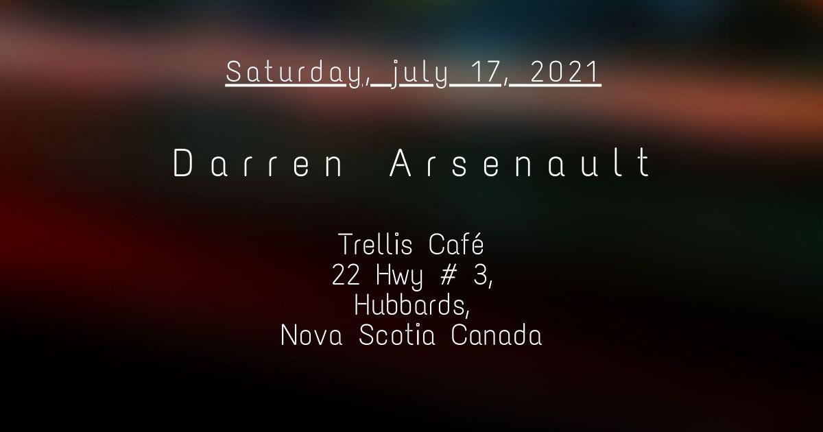Darren Arsenault