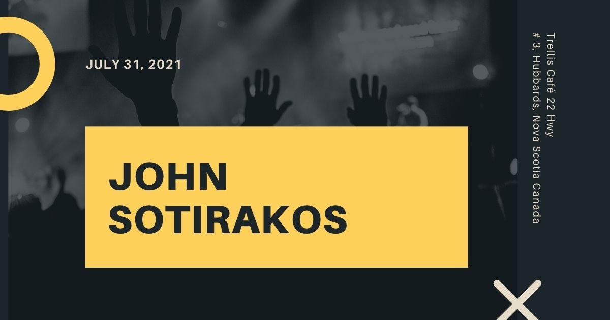 John Sotirakos